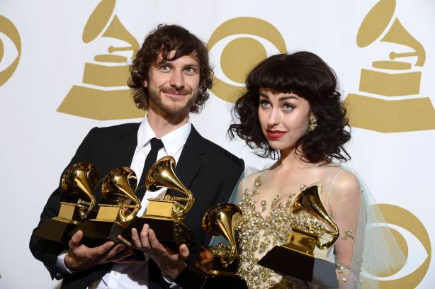 55th Annual Grammy Awards - Press Room