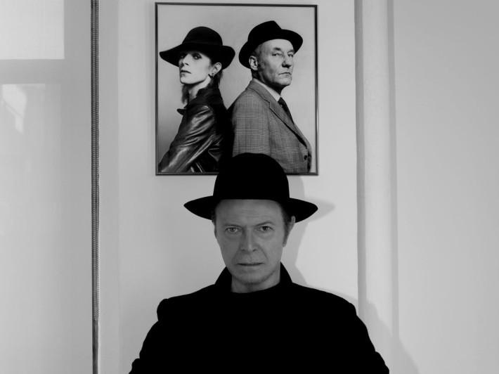 Bowie hanté par sa jeunesse et William Burroughs